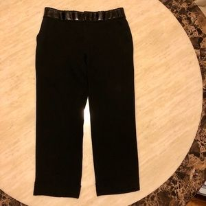 Auth BALENCIAGA Straight Leg Pants Size: M   US8, FR40